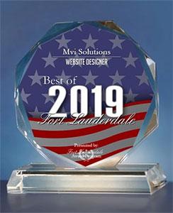 MVI Solutions Honor 2019